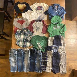 6-18 Month Boy Lot